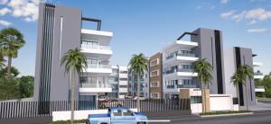 Apartamento En Ventaen Santo Domingo Este, Alma Rosa I, Republica Dominicana, DO RAH: 21-1329