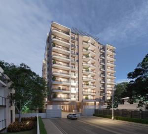 Apartamento En Ventaen Distrito Nacional, Evaristo Morales, Republica Dominicana, DO RAH: 21-1372