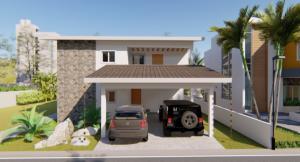 Casa En Ventaen Punta Cana, Bavaro, Republica Dominicana, DO RAH: 21-1393