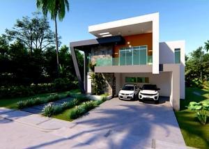Casa En Ventaen Punta Cana, Punta Cana, Republica Dominicana, DO RAH: 21-1415