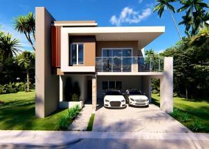 Casa En Ventaen Punta Cana, Bavaro, Republica Dominicana, DO RAH: 21-1418