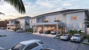 Casa En Ventaen Distrito Nacional, Cuesta Hermosa Ii, Republica Dominicana, DO RAH: 21-1494