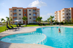 Apartamento En Ventaen Punta Cana, Veron-Punta Cana, Republica Dominicana, DO RAH: 21-1682