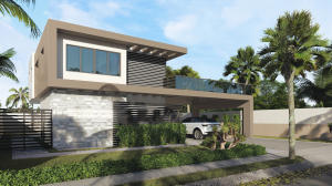 Townhouse En Ventaen Punta Cana, Punta Cana, Republica Dominicana, DO RAH: 21-1812