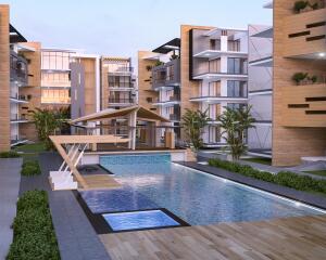 Apartamento En Ventaen Punta Cana, Bavaro, Republica Dominicana, DO RAH: 21-2062