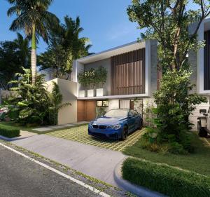 Casa En Ventaen Punta Cana, Punta Cana, Republica Dominicana, DO RAH: 21-2182