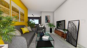Apartamento En Ventaen Santo Domingo Este, Vista Hermosa, Republica Dominicana, DO RAH: 21-2237