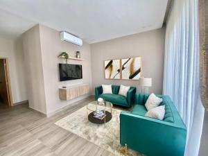 Apartamento En Alquileren Distrito Nacional, Piantini, Republica Dominicana, DO RAH: 21-2257