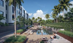 Apartamento En Ventaen Punta Cana, Punta Cana, Republica Dominicana, DO RAH: 21-2270
