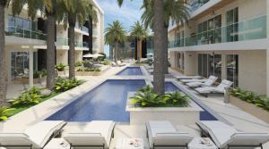 Apartamento En Ventaen Punta Cana, Cap Cana, Republica Dominicana, DO RAH: 21-2287
