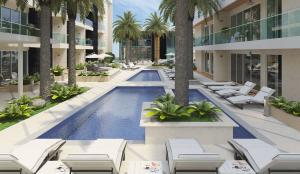 Apartamento En Ventaen Punta Cana, Cap Cana, Republica Dominicana, DO RAH: 21-2300