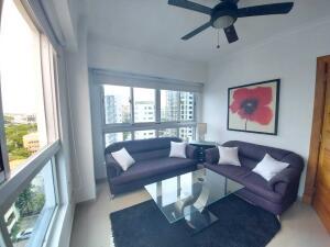 Apartamento En Alquileren Distrito Nacional, Piantini, Republica Dominicana, DO RAH: 21-1261