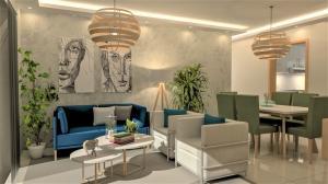 Apartamento En Ventaen Santo Domingo Este, Las Americas, Republica Dominicana, DO RAH: 21-2468