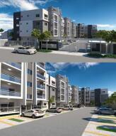 Apartamento En Ventaen Santo Domingo Este, Alma Rosa Ii, Republica Dominicana, DO RAH: 21-2575
