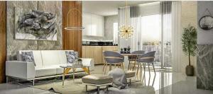 Apartamento En Ventaen Distrito Nacional, Evaristo Morales, Republica Dominicana, DO RAH: 21-2643
