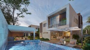 Casa En Ventaen Punta Cana, Cap Cana, Republica Dominicana, DO RAH: 21-2717