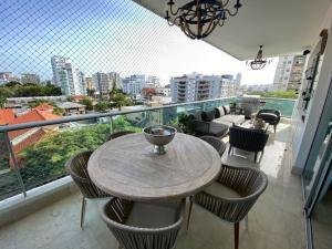 Apartamento En Alquileren Distrito Nacional, Piantini, Republica Dominicana, DO RAH: 21-2787