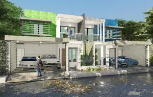 Casa En Ventaen Santo Domingo Este, Vista Hermosa, Republica Dominicana, DO RAH: 21-2807