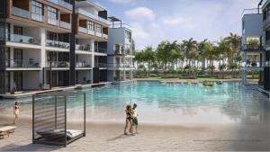 Apartamento En Ventaen Punta Cana, Punta Cana, Republica Dominicana, DO RAH: 21-2966