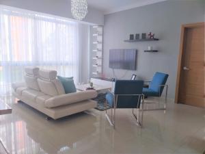 Apartamento En Alquileren Distrito Nacional, Bella Vista, Republica Dominicana, DO RAH: 21-2997
