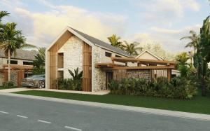 Casa En Ventaen Punta Cana, Punta Cana, Republica Dominicana, DO RAH: 21-3078