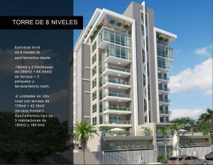 Apartamento En Ventaen Santo Domingo Este, Alma Rosa I, Republica Dominicana, DO RAH: 21-3104