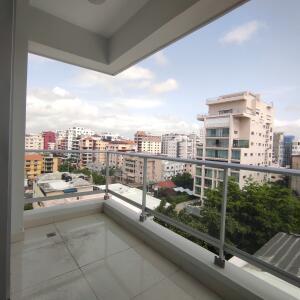 Apartamento En Alquileren Distrito Nacional, Evaristo Morales, Republica Dominicana, DO RAH: 21-3136