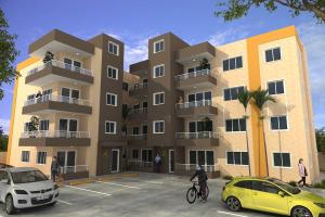 Apartamento En Ventaen Santo Domingo Este, Tropical Del Este, Republica Dominicana, DO RAH: 21-3270