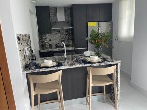 Apartamento En Alquileren Distrito Nacional, Piantini, Republica Dominicana, DO RAH: 21-3341