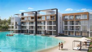 Apartamento En Ventaen Punta Cana, Punta Cana, Republica Dominicana, DO RAH: 21-3380