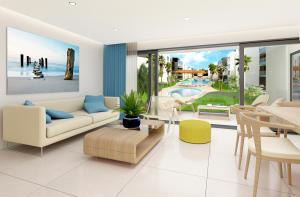Apartamento En Ventaen Punta Cana, Punta Cana, Republica Dominicana, DO RAH: 22-91