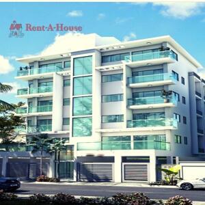 Apartamento En Ventaen Distrito Nacional, El Millon, Republica Dominicana, DO RAH: 22-108