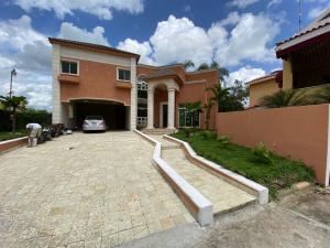Casa En Ventaen Santo Domingo Oeste, Alameda, Republica Dominicana, DO RAH: 22-128