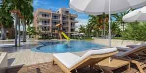 Apartamento En Ventaen Playa Nueva Romana, Playa Nueva Romana, Republica Dominicana, DO RAH: 22-151