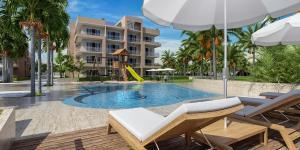 Apartamento En Ventaen Playa Nueva Romana, Playa Nueva Romana, Republica Dominicana, DO RAH: 22-164