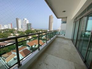 Apartamento En Alquileren Distrito Nacional, Los Cacicazgos, Republica Dominicana, DO RAH: 22-251
