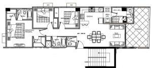 Apartamento En Ventaen Distrito Nacional, El Cacique, Republica Dominicana, DO RAH: 22-286