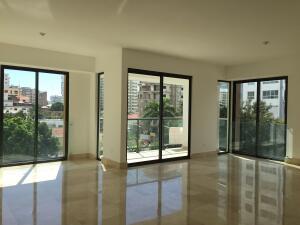 Apartamento En Alquileren Distrito Nacional, Piantini, Republica Dominicana, DO RAH: 22-327