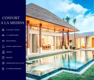 Casa En Ventaen Punta Cana, Punta Cana, Republica Dominicana, DO RAH: 22-351