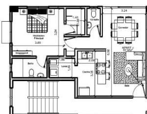 Apartamento En Ventaen Distrito Nacional, Urbanizacion Tropical, Republica Dominicana, DO RAH: 22-424