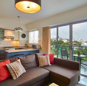 Apartamento En Alquileren Distrito Nacional, Gazcue, Republica Dominicana, DO RAH: 22-439