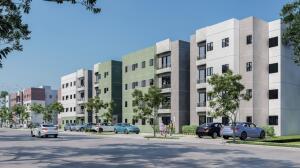 Apartamento En Ventaen Santo Domingo Oeste, Av Prolongacion 27 De Febrero, Republica Dominicana, DO RAH: 22-490