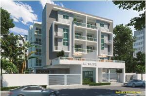 Apartamento En Ventaen Distrito Nacional, Los Cacicazgos, Republica Dominicana, DO RAH: 22-636