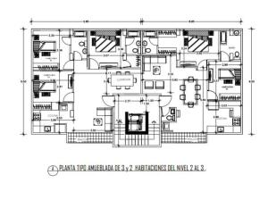 Apartamento En Ventaen Distrito Nacional, El Cacique, Republica Dominicana, DO RAH: 22-744