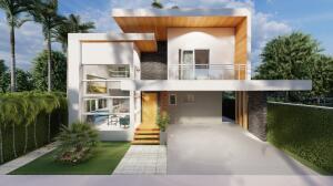 Casa En Ventaen Punta Cana, Bavaro, Republica Dominicana, DO RAH: 22-812