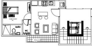 Apartamento En Ventaen Distrito Nacional, El Cacique, Republica Dominicana, DO RAH: 22-855