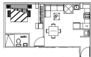 Apartamento En Ventaen Distrito Nacional, El Cacique, Republica Dominicana, DO RAH: 22-856