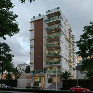 Apartamento En Ventaen Distrito Nacional, Paraiso, Republica Dominicana, DO RAH: 22-881