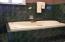 Master Bath, Jacuzzi Tub, Steam Shower