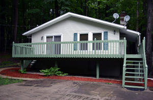 Re-built ranch just minutes from Lake Bimini beach & boat launch